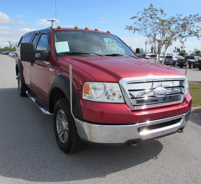 Pre-Owned 2007 Ford F-150 XLT