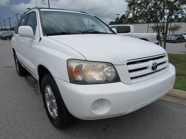 Pre Owned 2007 Toyota Highlander Limited W/3rd Row