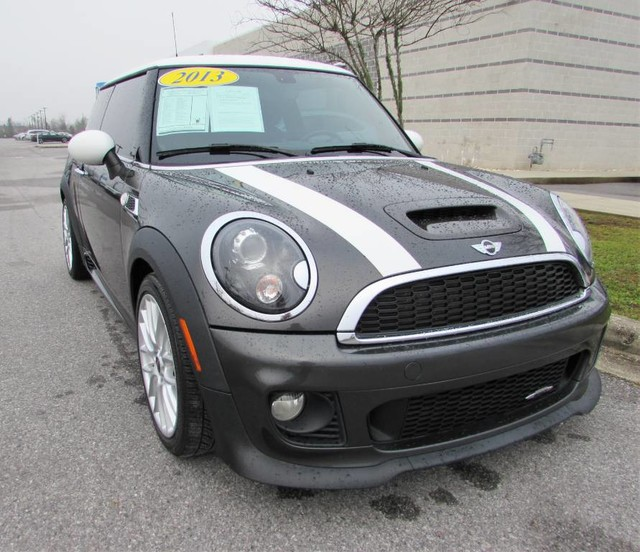 Pre-Owned 2013 MINI Cooper Hardtop John Cooper Works