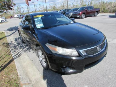 Pre-Owned 2009 Honda Accord Cpe EX