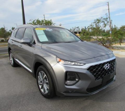 Pre-Owned 2019 Hyundai Santa Fe Limited